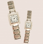 TV GUIDE HIS & HERS WATCHES