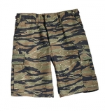 BDU-SHORTS-Tiger Stripe Camo